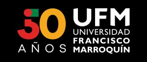 Logo UFM 50 años-01